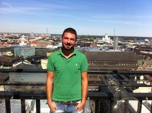 Gios on top of Sokos Hotel Torni in Helsinki
