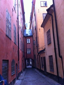 Stockholm - Around Old Town 4