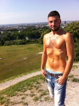 Gios on top of Krakow